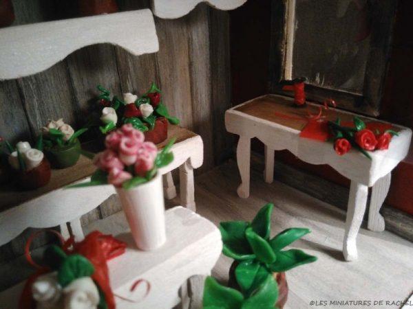 Boutiques Miniatures - Fleuriste