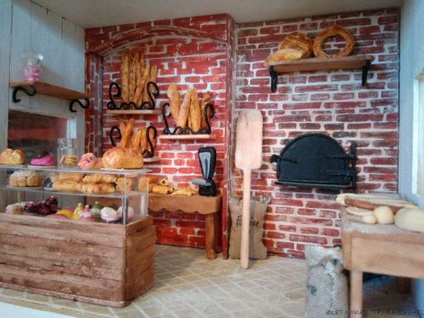 Boutique Miniature - Boulangerie