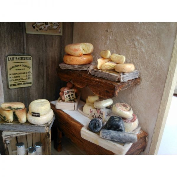 Magasin miniature - Le Fromager
